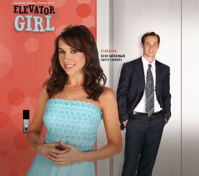 "Ryan Merriman and Lacey Chabert star in ""Elevator Girl,"" an original movie about two strangers whose instant connection when they are stuck in an elevator together sparks an unexpected romance. Description from itsawonderfulmovie.blogspot.com. I searched for this on bing.com/images"