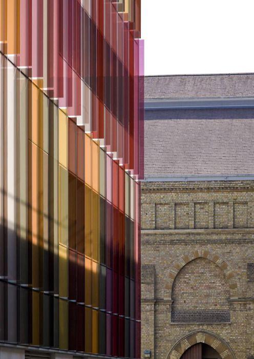 17 meilleures images propos de architecture et couleurs for Architecture parametrique