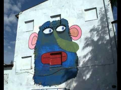 Festival of Animated Graffiti, Metfactory Prague 2012