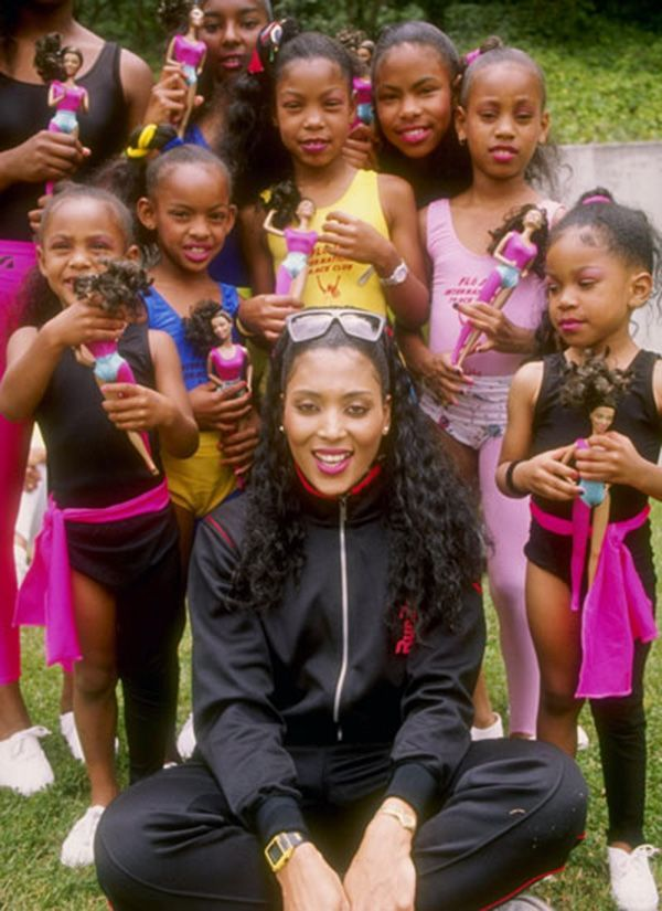inlovewithwomen:  The Great Florence Joyner - Flo Jo