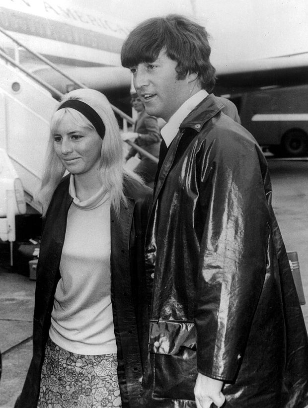 Cynthia Lennon, who has died aged 75, was the first wife of the rock musician   John Lennon and the mother of his son Julian; their 10-year relationship   began before he was famous and endured through the early days of the   Beatles, but foundered when he met Yoko Ono. We take a look at her life in   pictures.