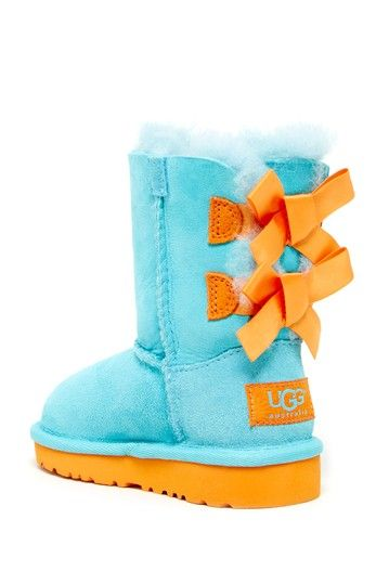 Bailey Bow Boot (Toddler & Little Kid)