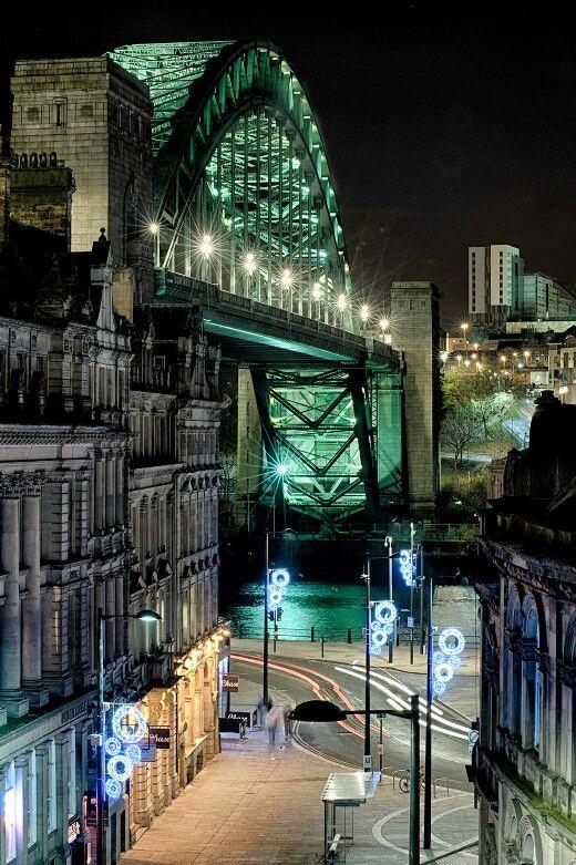 Newcastle upon Tyne .... England