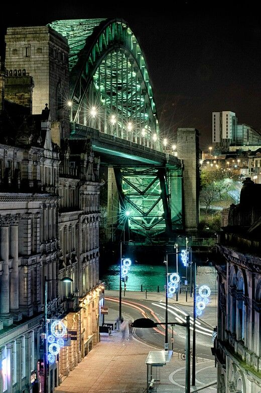 Newcastle upon Tyne .... England