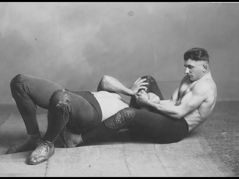 Catch wrestling submission