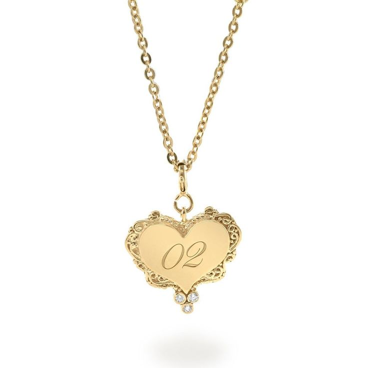 Tulola Engraved Love Pendant Gold Dip (Custom Order) http://www.shoptulola.com/collections/engraved-love-pendant-custom-order.html #SophieParis