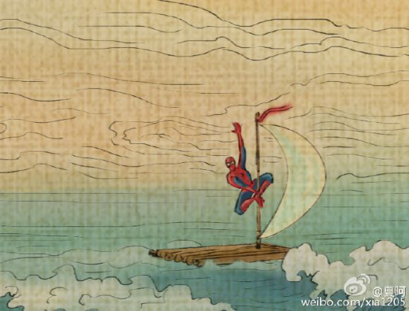 What If the Avengers Became the 8 Taoist Immortals of Chinese Mythology? http://www.visiontimes.com/2015/04/09/what-if-the-avengers-became-the-8-taoist-immortals-of-chinese-mythology.html