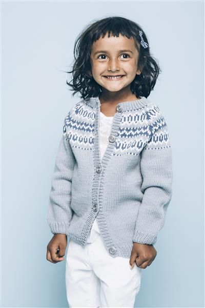 """Tema 38: Modell 16 """"Eskimo"""" kofte #norsk #klassiker #strikk #knit"""