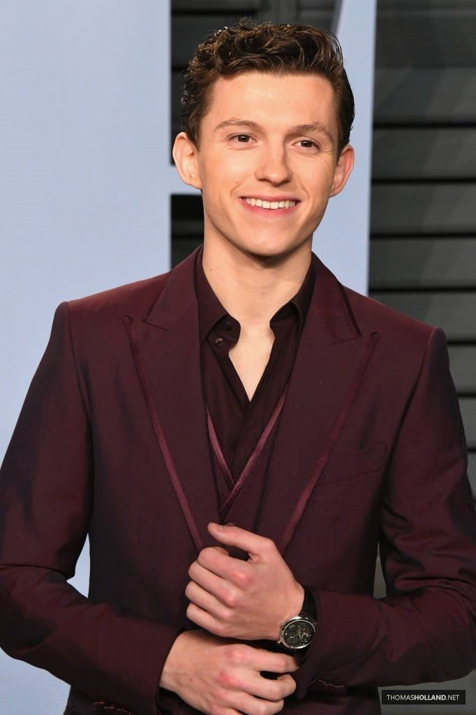tom holland 90th oscars 2018