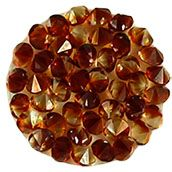 LARGE RED MAGMA CRYSTAL EMBELLISHMENT  www.mycharminglockets.ca  #SHD #southhilldesigns @byjanehedges