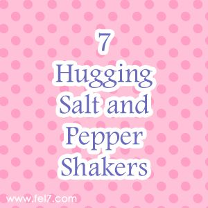 17 best images about hugging salt and pepper shakers on pinterest ceramics vintage and salt - Hug salt and pepper shakers ...