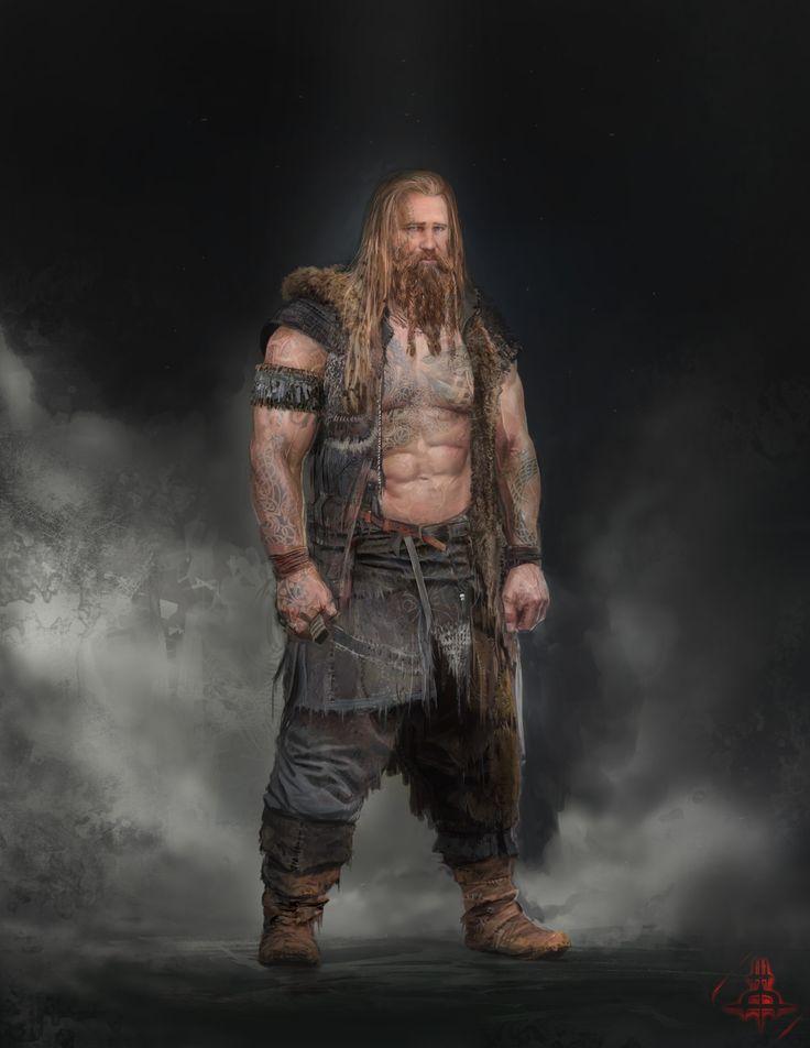Актер викинги рагнар фото город