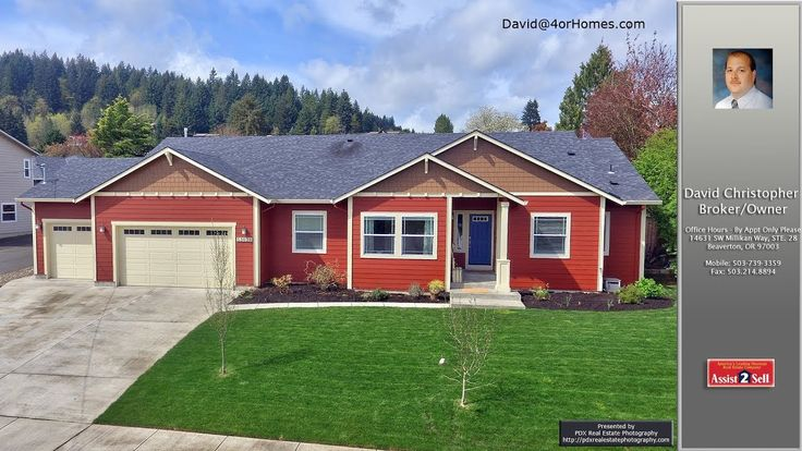 David Christopher's listing at 53059 NW EJ Smith RD Scappoose OR 97056