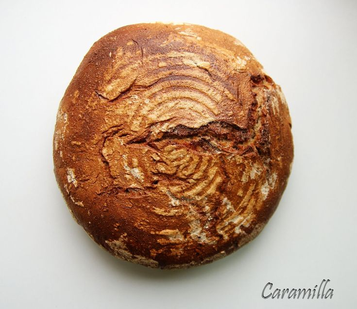 Kváskový chléb - pecen