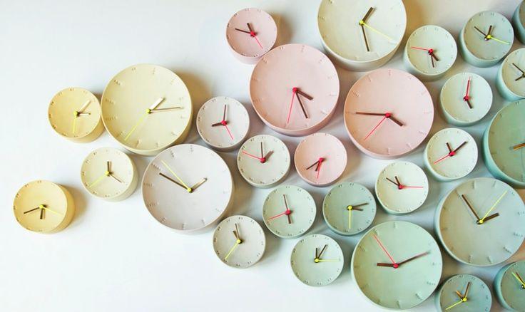 Klok designed by Elke van den Berg & Femke Roefs