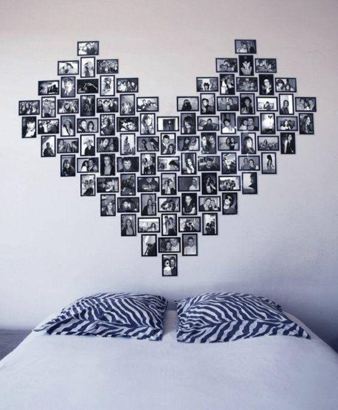 Schlafzimmer Deko Herzen