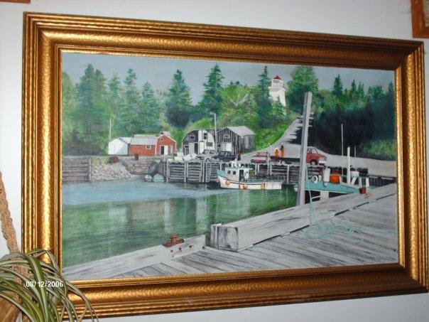 hampton wharf 2004