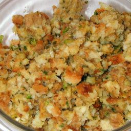 The best stuffing in the world! Never eat Stove Top again! - Mom's Stuffing