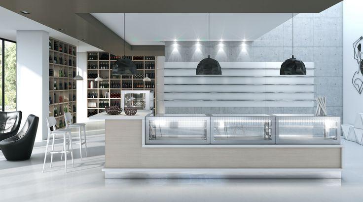 1000 images about vitrinas originales on pinterest meat. Black Bedroom Furniture Sets. Home Design Ideas