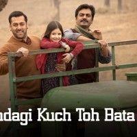 Watch And Listen Zindagi Kuch To Bata With Lyrics