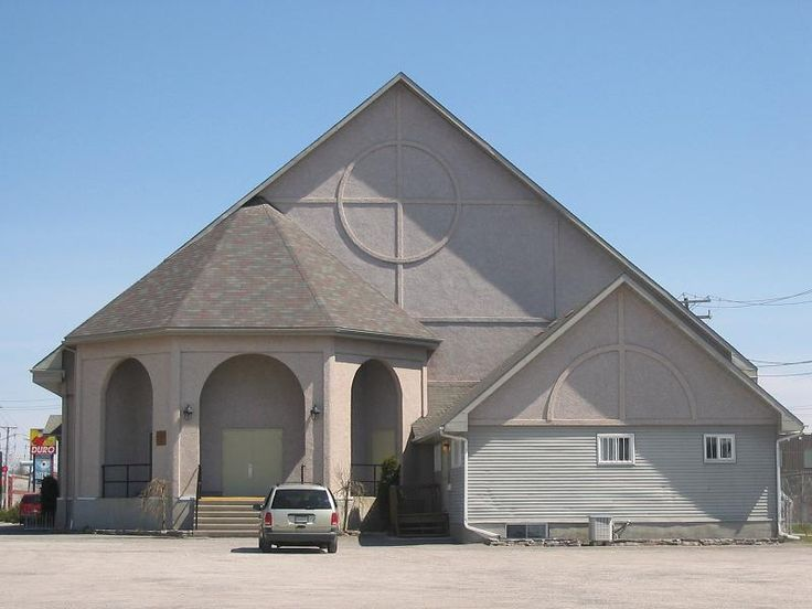 Gatineau (église Jean-XXIII), Québec, Canada (45.488115, -75.704163)