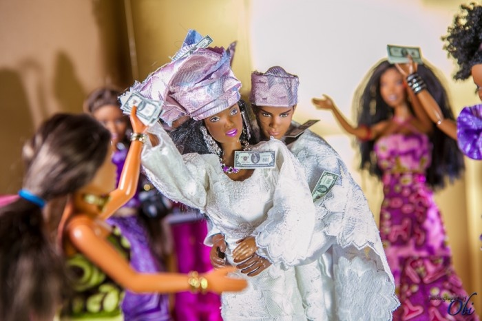 Barbie's Traditional Nigerian Wedding
