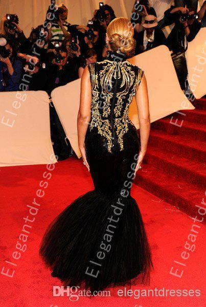 I found some amazing stuff, open it to learn more! Don't wait:http://m.dhgate.com/product/custom-made-2014-hot-sexy-beyonce-met-gala/180037549.html