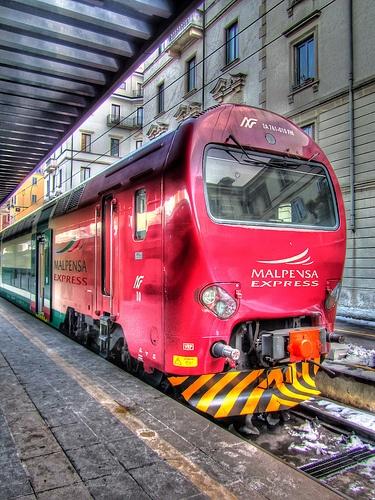 Malpensa Express - Stazione Cadorna - Milano