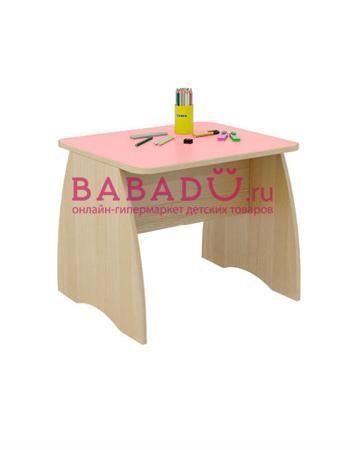 UFOkids фигурный Эльфи  — 2400р. ------------------------------- Стол фигурный Эльфи UFOkids для оборудования игровой зоны в детской комнате. Прочный, сделан из безопасных для ребенка материалов.