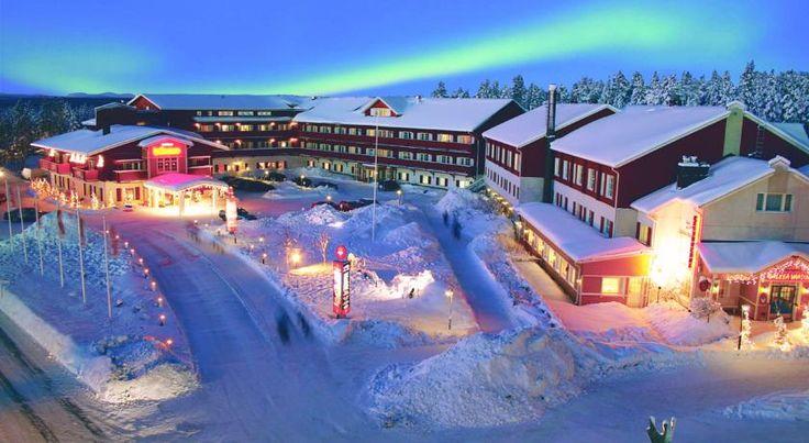 Отель Hulu Poro расположен в самом сердце горнолыжного курорта Леви, в 5 минутах ходьбы от центра деревни Сиркка. Рядом с отелем Hulu Poro склоны и трассы для катания на лыжах. Аэропорт Киттиля находится в 20 минутах езды от отеля.  Номерной фонд отеля: 157 номеров. обставлены мебелью из грубой древесины. В каждом номере есть телевизор и холодильник. Во многих номерах имеется собственная сауна. В отеле: к услугам гостей бесплатный Wi-Fi.