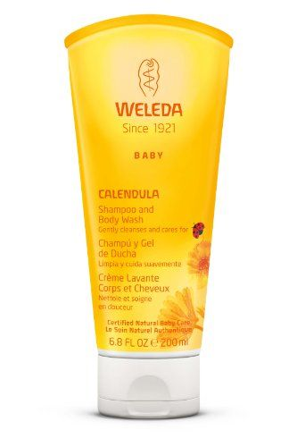 Wholesale price - Gently cleanses and cares for delicate hair and skin. - Our Weleda Calendula Shampoo and Body Wash gently cleanses and cares for delicate hair and skin. - Babys delicate hair an...