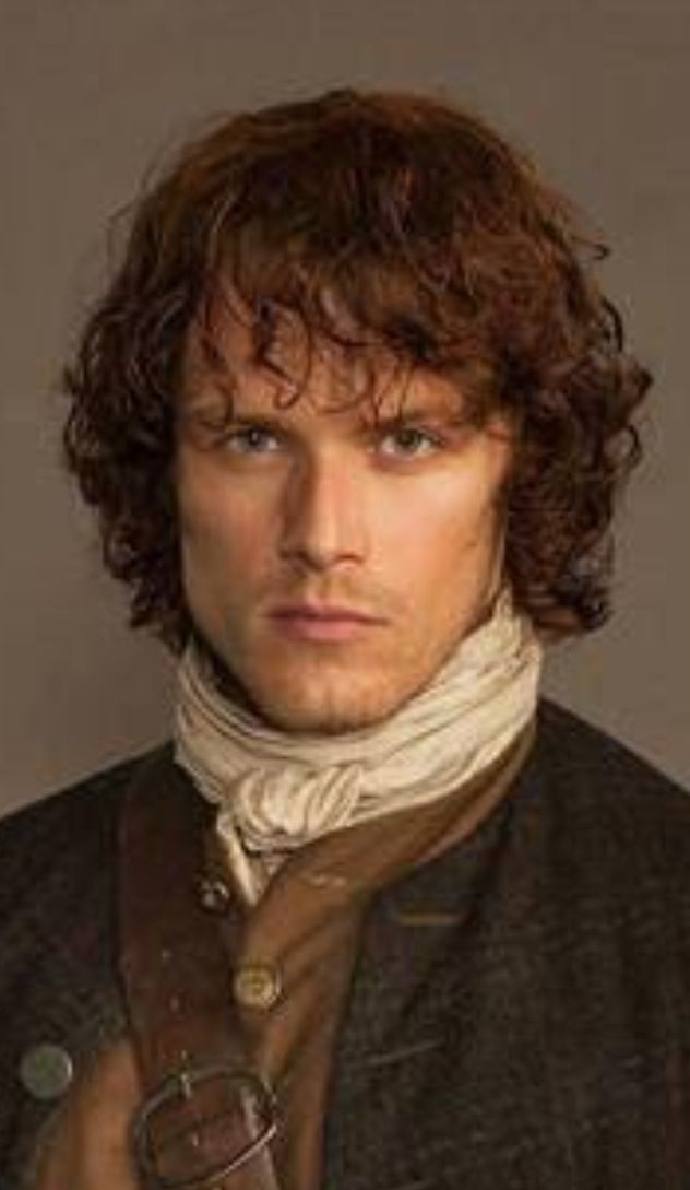 Sam as Jamie Fraser- Outlander Series