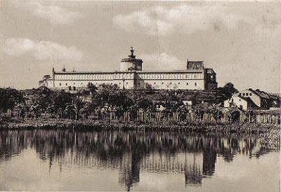 zamek 1942