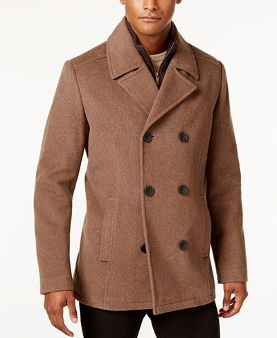 http://www1.macys.com/shop/product/kenneth-cole-mens-robert-pea-coat-with-rib-knit-bib?ID=2878596&CategoryID=3763&tdp=cm_app~zundefined~xcm_zone~zPDP_ZONE_A~xcm_choiceId~zcidM05RRM-6d363dc5-f550-49d3-91aa-f41b5fa3d7ae%40H7%40customers%2Balso%2Bshopped%243763%242878596~xcm_pos~zPos3  Kenneth Cole Men's Robert Pea Coat with Rib-Knit Bib  Sale $99.99