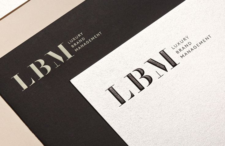 LBM - Corporate visual identity by Dynamo design, photo of printed realization by w:u studio