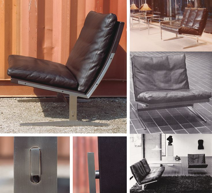 bo-561 chair designed by Preben Fabricius and Jørgen Kastholm. For further information, please contact bo-ex furniture: bo-ex@bo-ex.dk