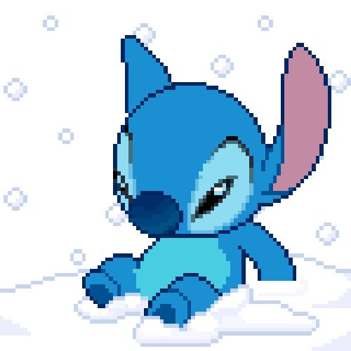 cold animated Sticker