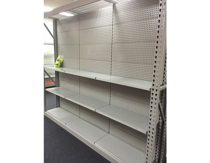 Big Box Storage Shelving Systems