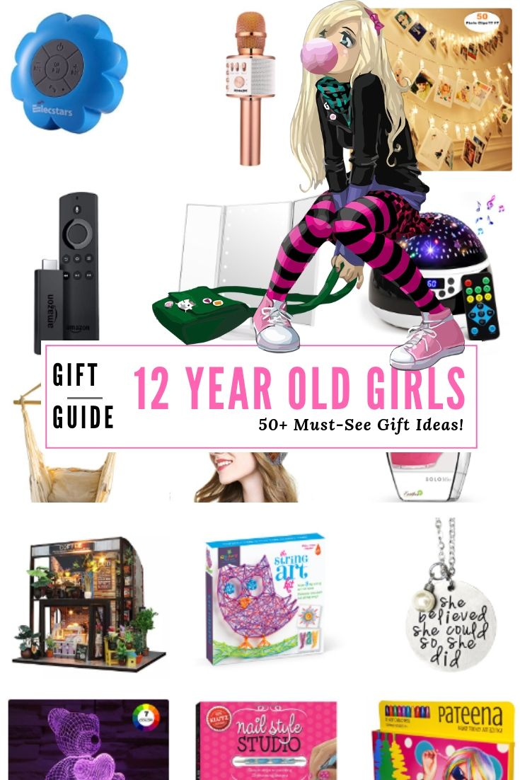 Best Gifts And Toys For 12 Year Old Girls Girls Gift Guide Tween Girl Gifts Girl Cakes