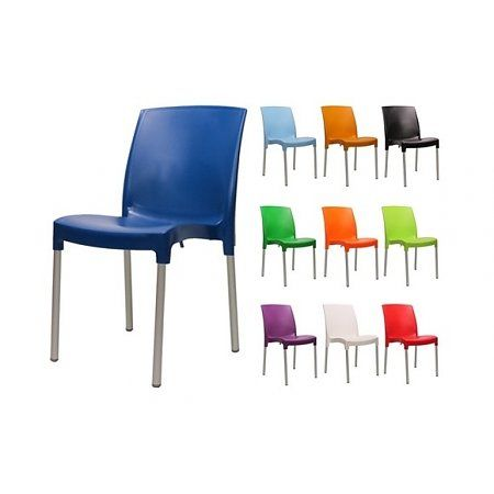 Design Tuinstoel Robinho in 4 kleuren