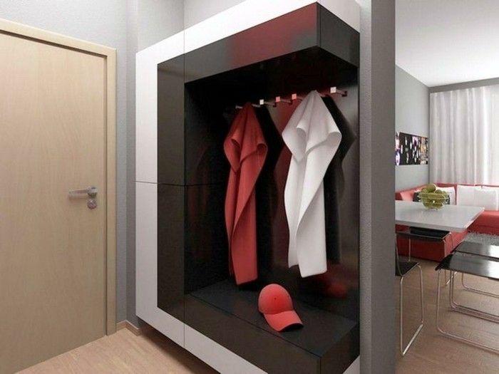 Moderne Flurmobel Ausgefallene Garderobe Ideen Garderobe Ideen