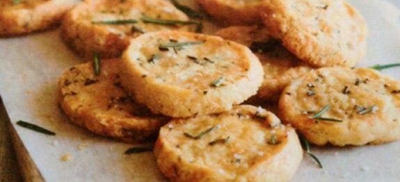 biscoito salgado com ervas dukan