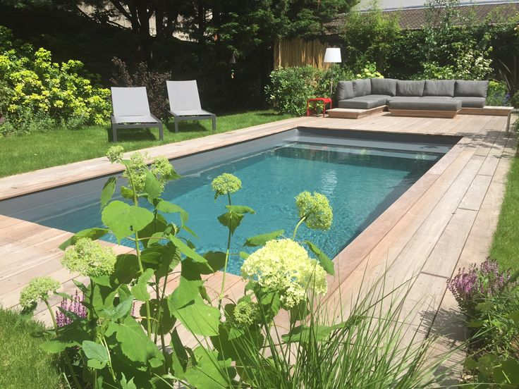 264 best Piscines images on Pinterest Swiming pool, Pools and - piscine en bloc a bancher