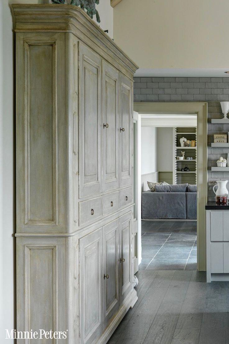 Kitchen Storage | www.minniepeters.com