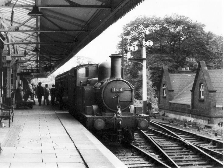 Stourbridge Junction. (Photo: David Wynne Jones Collection)