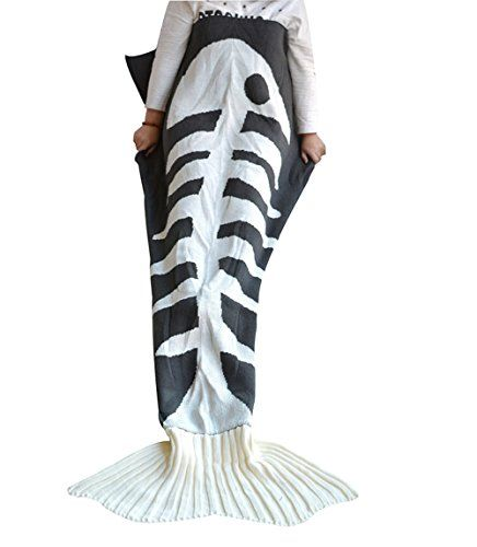"Ustide New Fishbone Knitted Mermaid Tail Blanket, 59""x28""... https://www.amazon.com/dp/B01N3L34W1/ref=cm_sw_r_pi_dp_x_2aOlybVHP0EKG"