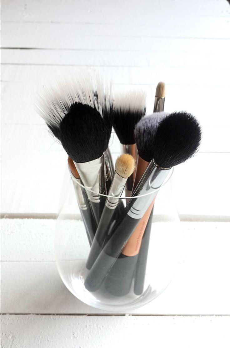En Çok Kullandığım Makyaj Fırçaları www.asliorhon.com