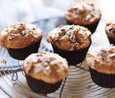 マフィンのレシピ、カップケーキ&Banoffeeパイ、ベーキングレシピ - Banoffeeマフィン|ネスレカーネーション