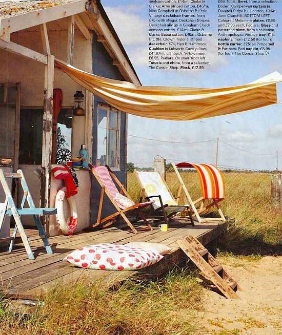 Beach Chic Coastal Cottage Home Tour With Breezy Design: 1000+ Ideas About Shabby Chic Beach On Pinterest