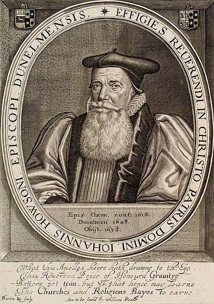 John Howson, 1630s.